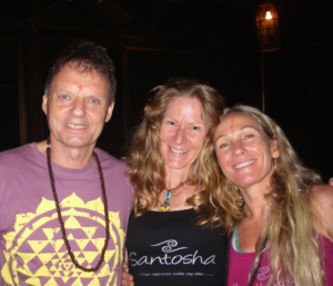 Peter, Bronni and Sunny in Thailand